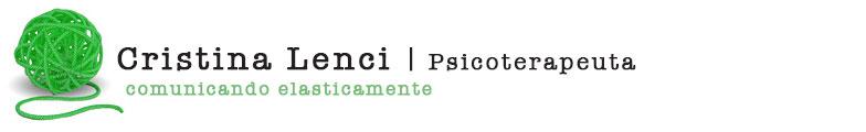 Cristina Lenci Psicoterapia cognitivo-comportamentale