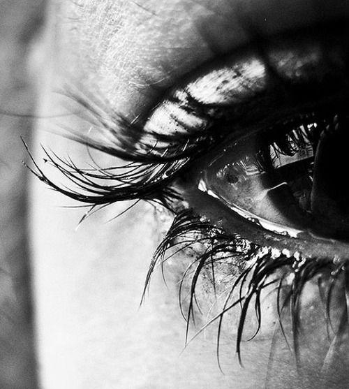 depressione lacrima